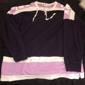 Pink Victoria Secret sweatshirt!